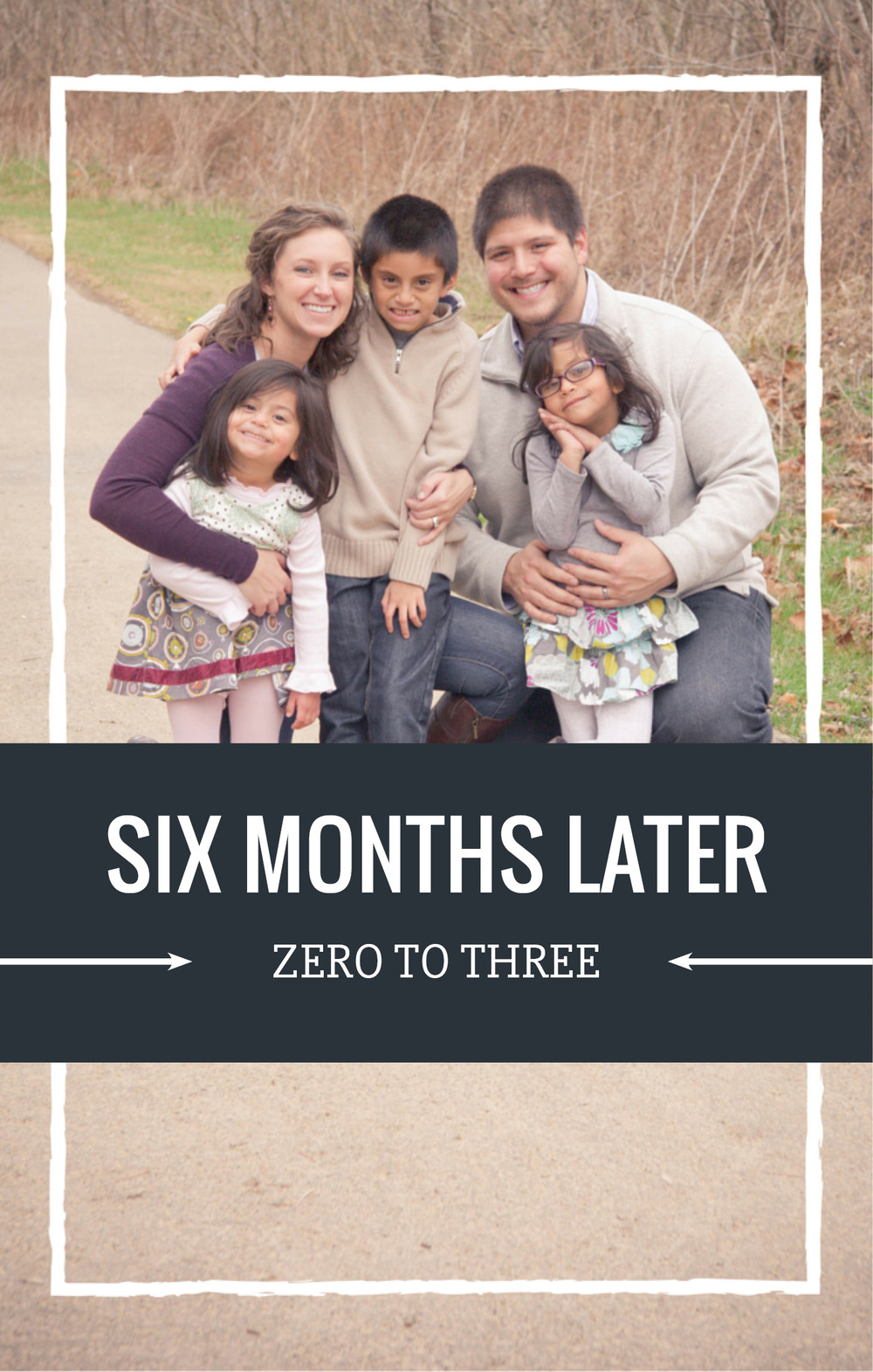 Zero to Three: Six Months Later - NJS Design Company