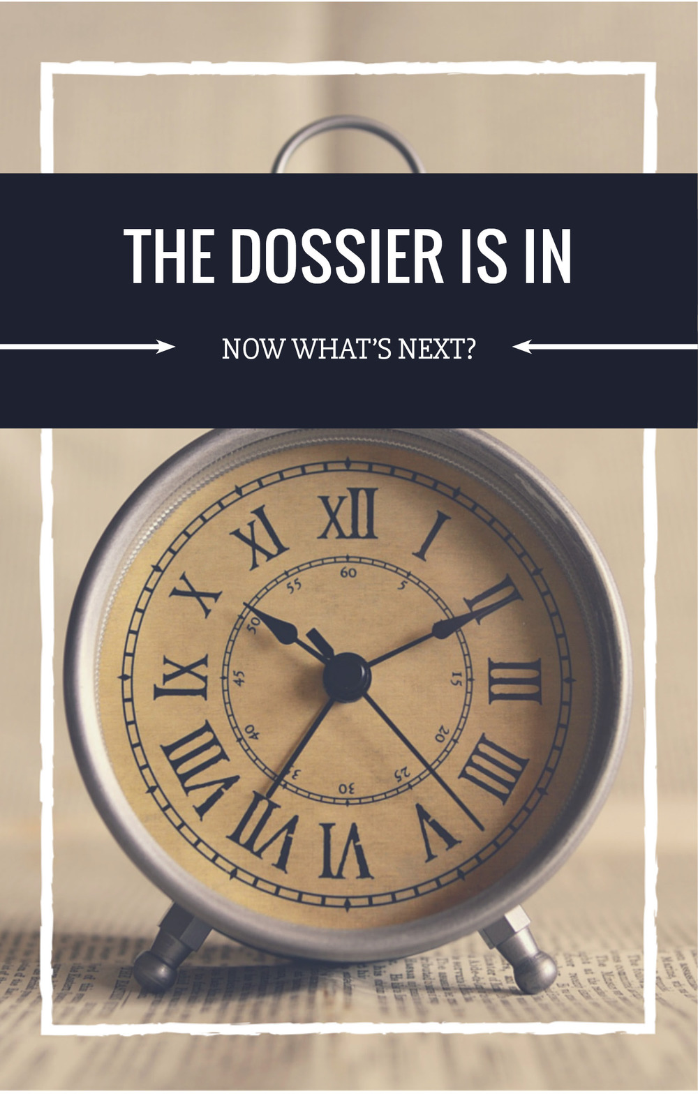Dossier In Now What? - NJS Design Company