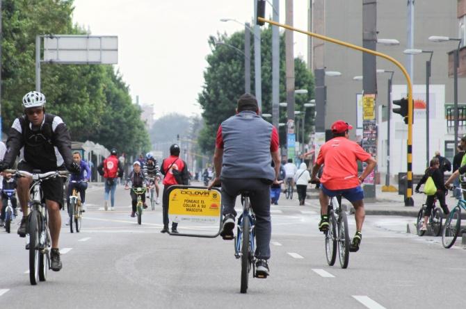 bike day bogota