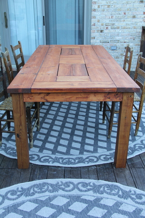 Outdoors NJS Design Company Branding And Websites For Handmade - 10 foot outdoor dining table