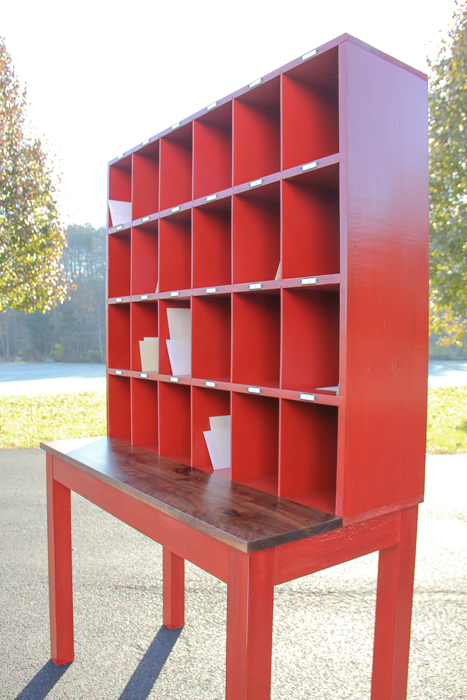 Christmas Card Mailbox by NJS Design Company.JPG