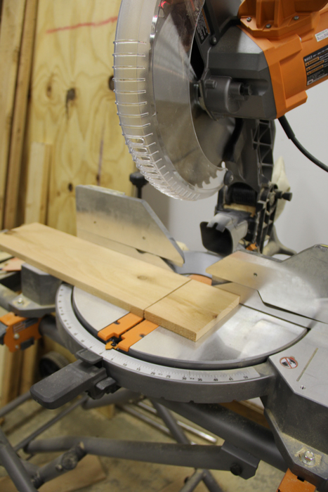 cut the cedar board to size first- NJS design company