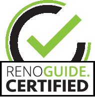 renoguide certified symbol