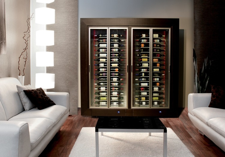 Feature Wall Wine Wall