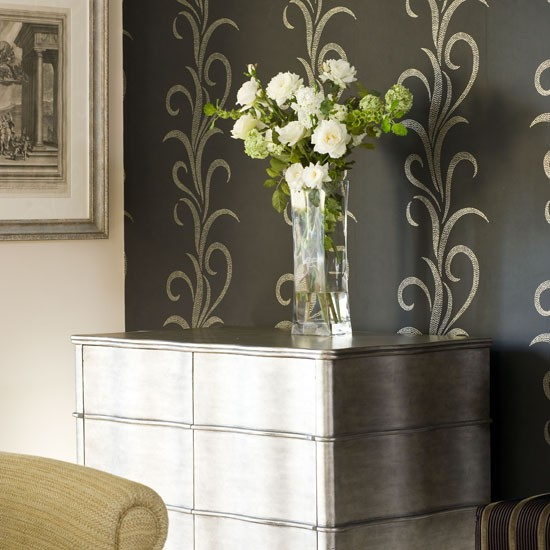 Feature Wall Metallic