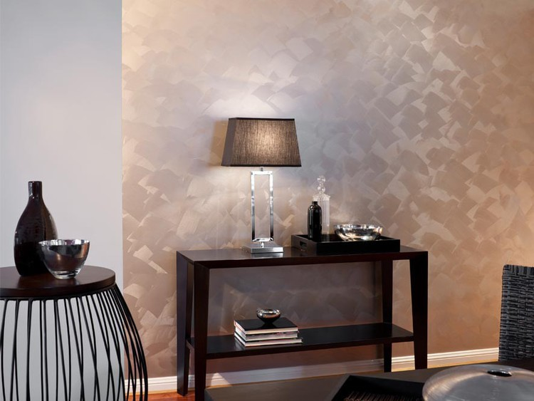 Feature Wall Metallic