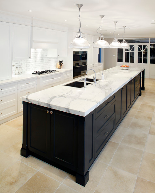 Modern Traditional Kitchen