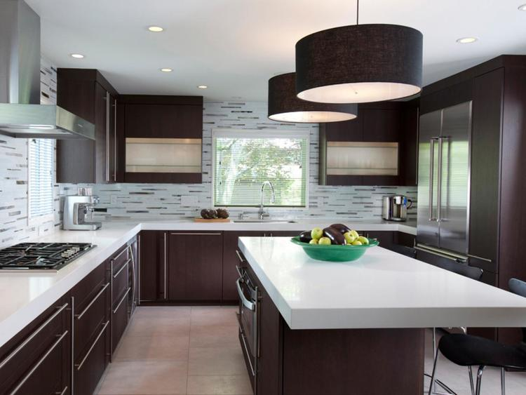 Bold Kitchen Fixtures