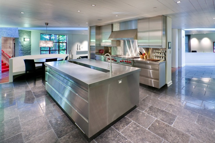 Modern Kitchen Flooring