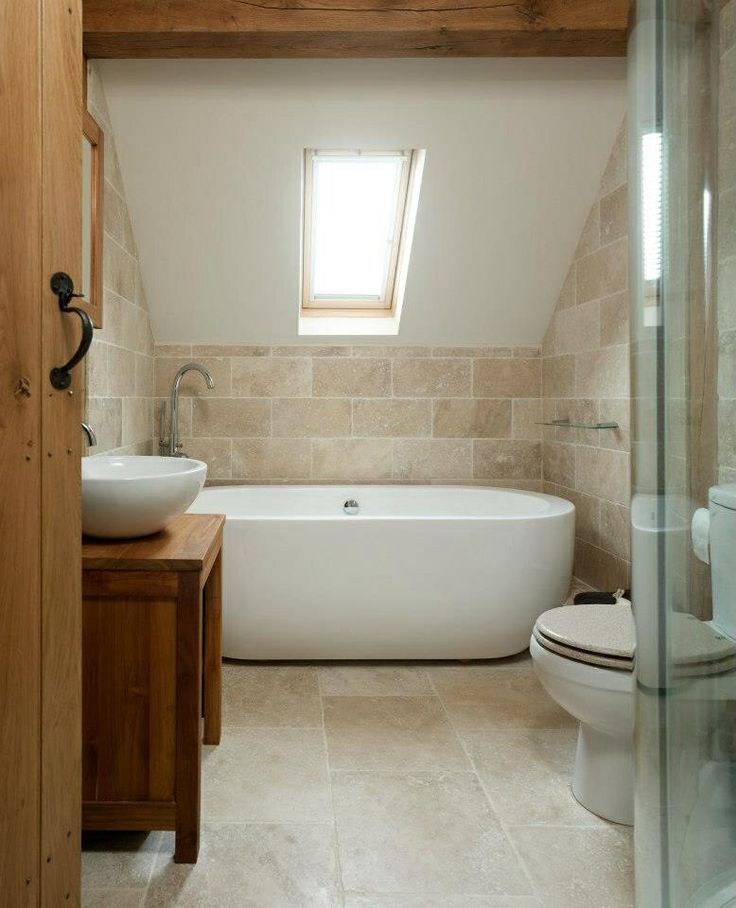 RenoGuide Natural Stone Bathroom Tiles