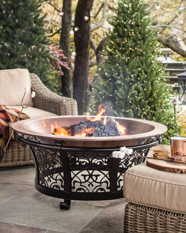 40 backyard fire pit ideas renoguide for Modern fire pit ideas