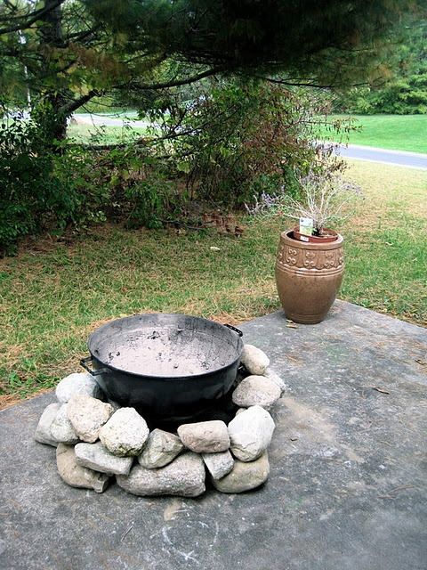 40 Backyard Fire Pit Ideas — RenoGuide