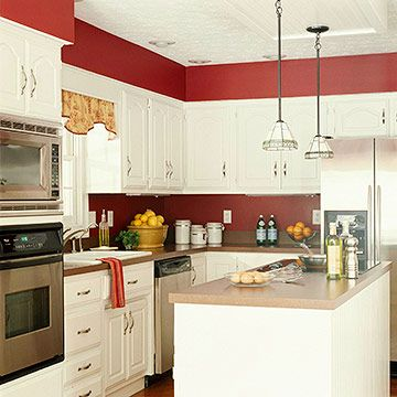 red and white kitchen 60 refreshing ideas for white kitchens  u2014 renoguide  rh   renoguide com au