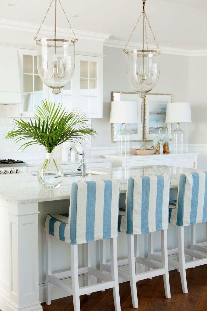beachfront kitchen style