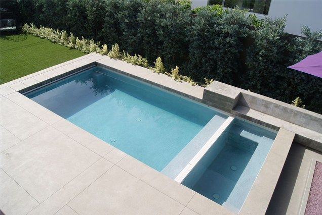 Minimalist Swimming Pool