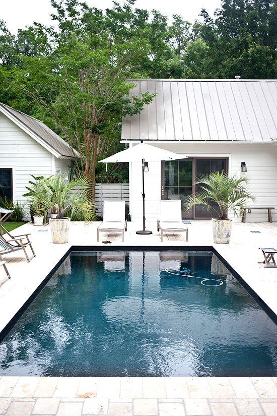 40 fantastic outdoor pool ideas renoguide australian for Zen pool design