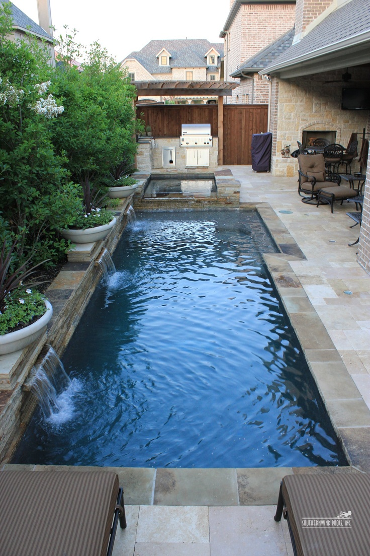 40 fantastic outdoor pool ideas renoguide australian for Pool design ideas