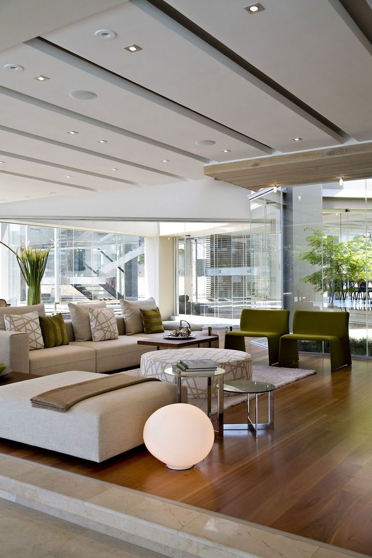 40 Contemporary Living Room Ideas — RenoGuide