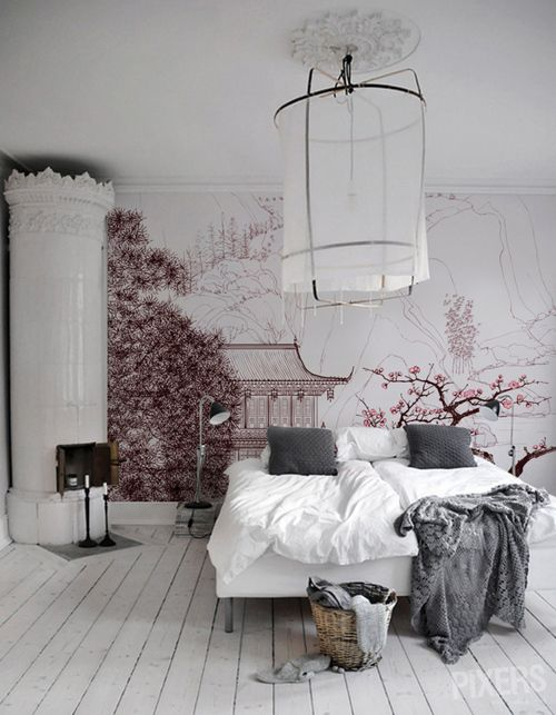 bedroom decals