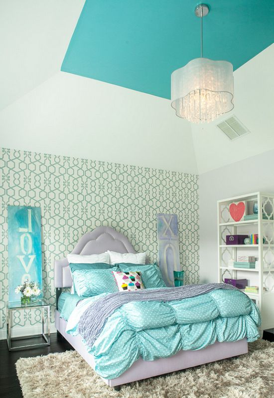 Exceptionnel Seascape Themed Bedroom