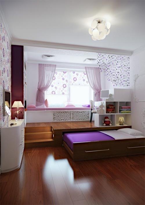 multi functional bedroom