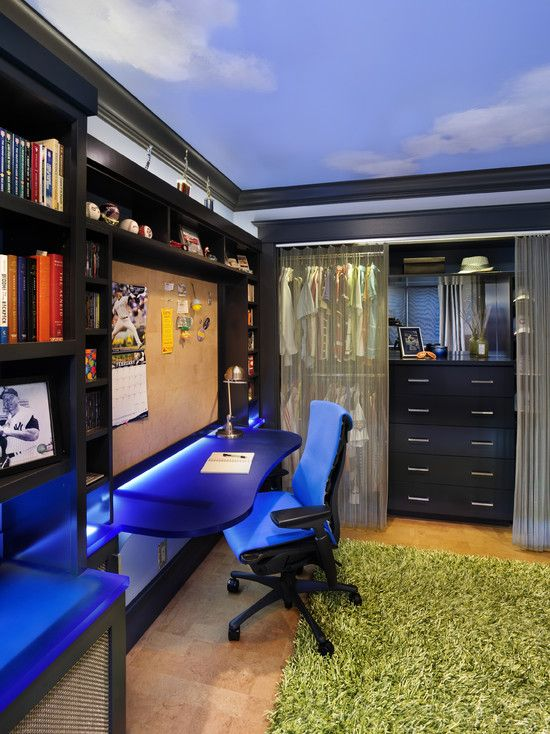 14 Year Bedroom Ideas Boy: Top 30 Teenage Bedroom Ideas