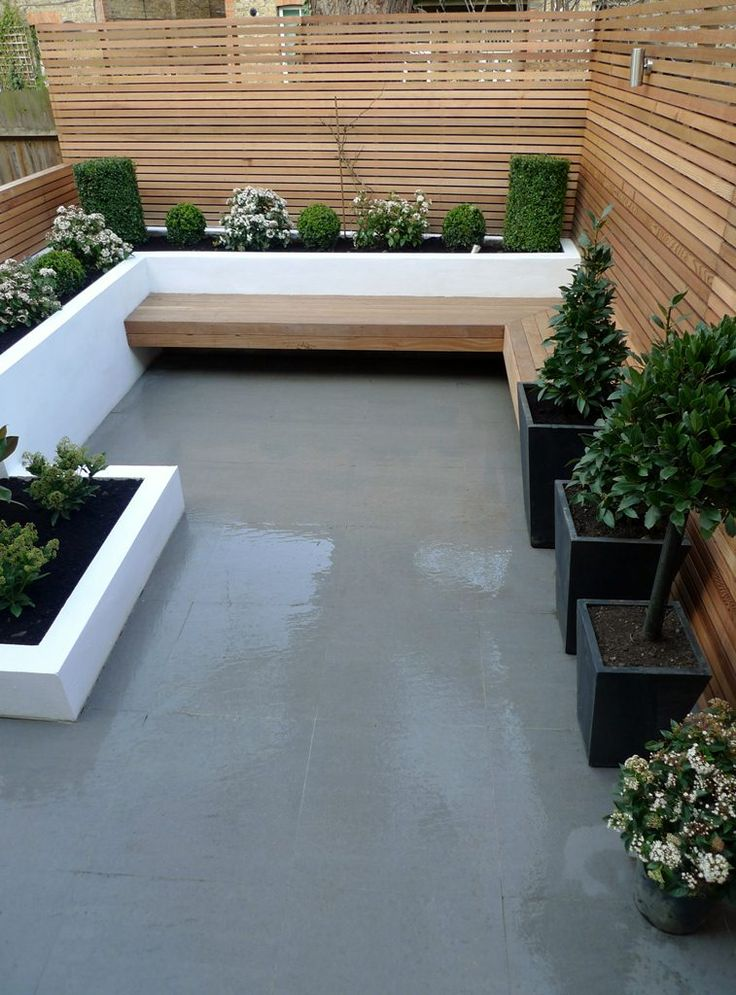30 Small Backyard Ideas — RenoGuide - Australian ... on Outdoor Patio Design Ideas id=14092