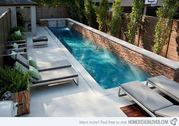30 small backyard ideas renoguide australian - Backyard pool ideas on a budget ...
