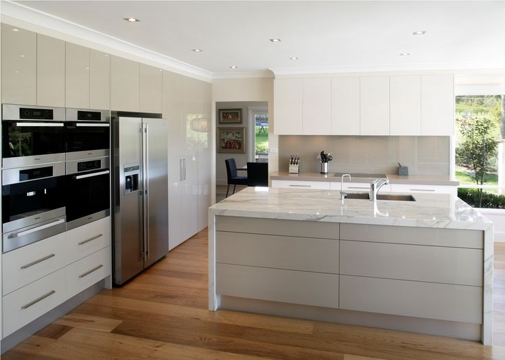 New designer kitchen