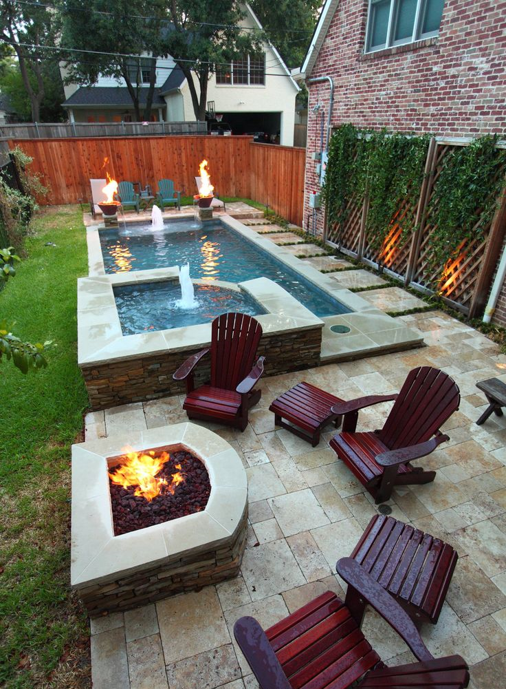 30 Small Backyard Ideas — RenoGuide - Australian ... on Backyard Renovation Ideas id=82312
