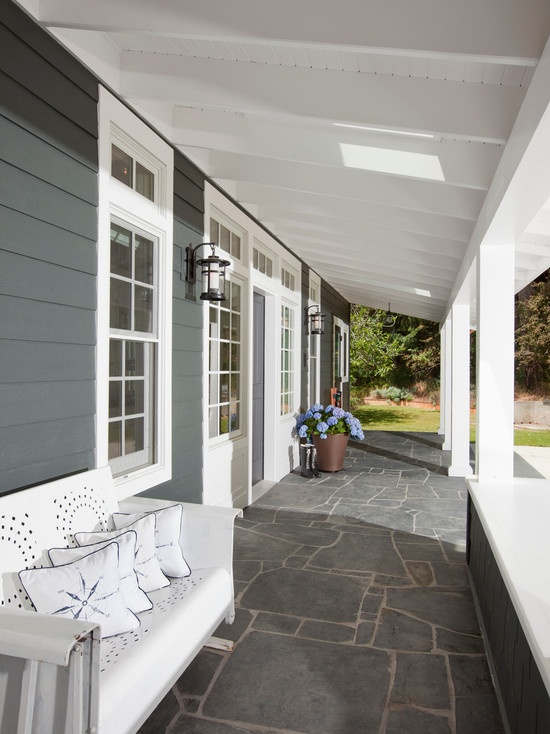 how to enclose a return verandah porch diy