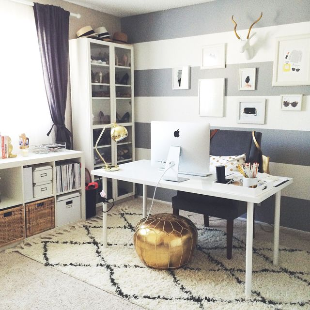 Chic Office Ideas: 60 Inspired Home Office Design Ideas
