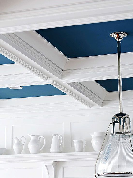 DIY: Coffered Ceiling Project — RenoGuide - Australian ...