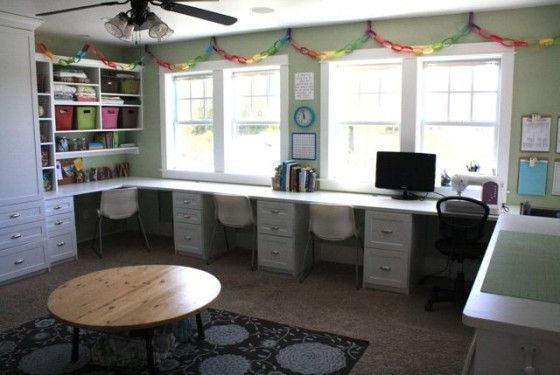 Hidden Home Office Ideas