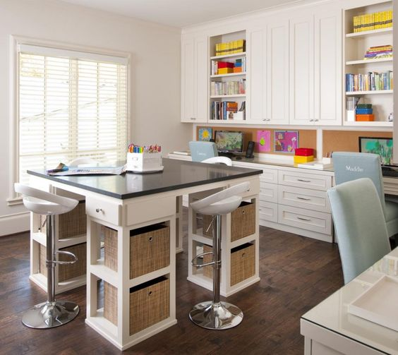 10x10 Home Office Ideas