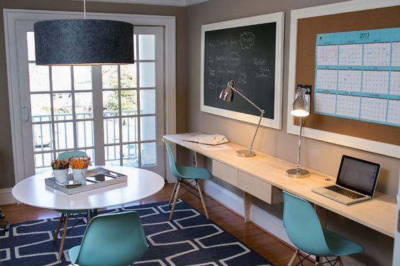 smart basic study room