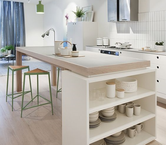 55 functional and inspired kitchen island ideas and designs rh renoguide com au