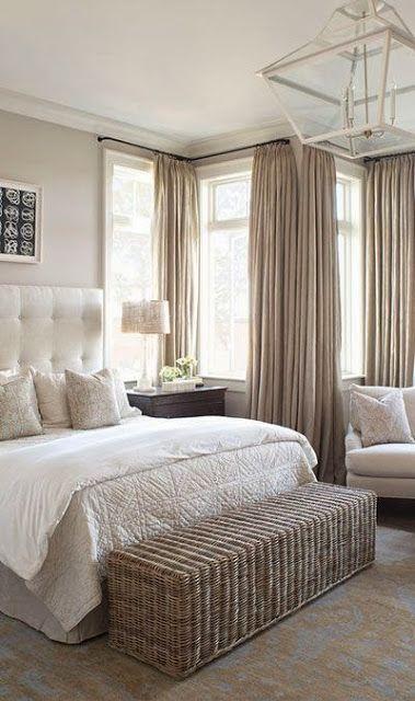 charming master bedroom