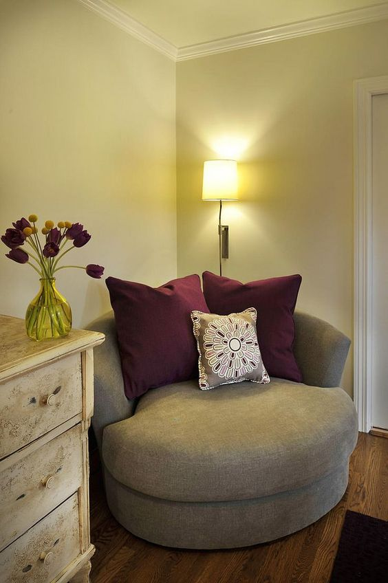 small corner couch