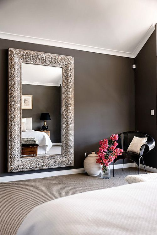 large bedroom mirror
