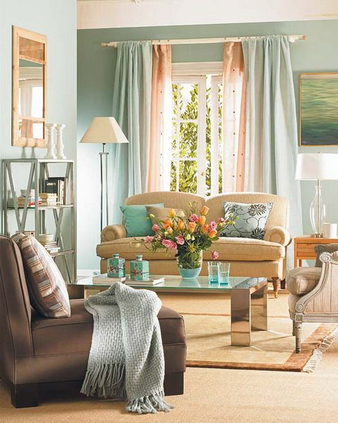 the most awesome wall paint color schemes for living room #Paint #Color #Decor
