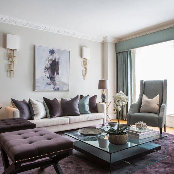 Bon Opulent Living Room