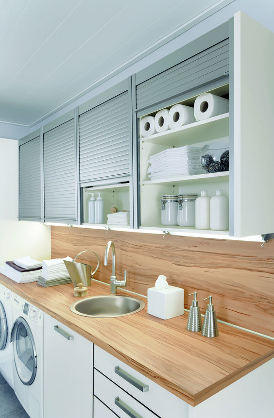 40 Small Laundry Room Ideas and Designs — RenoGuide ...