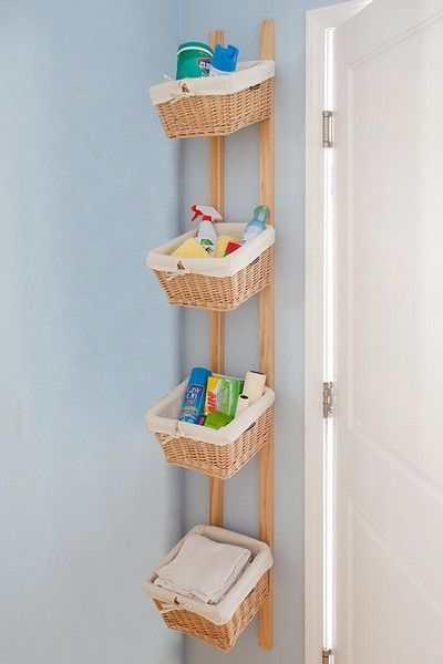wall basket organisers