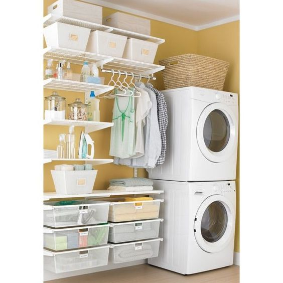 40 Small Laundry Room Ideas And Designs Renoguide Australian