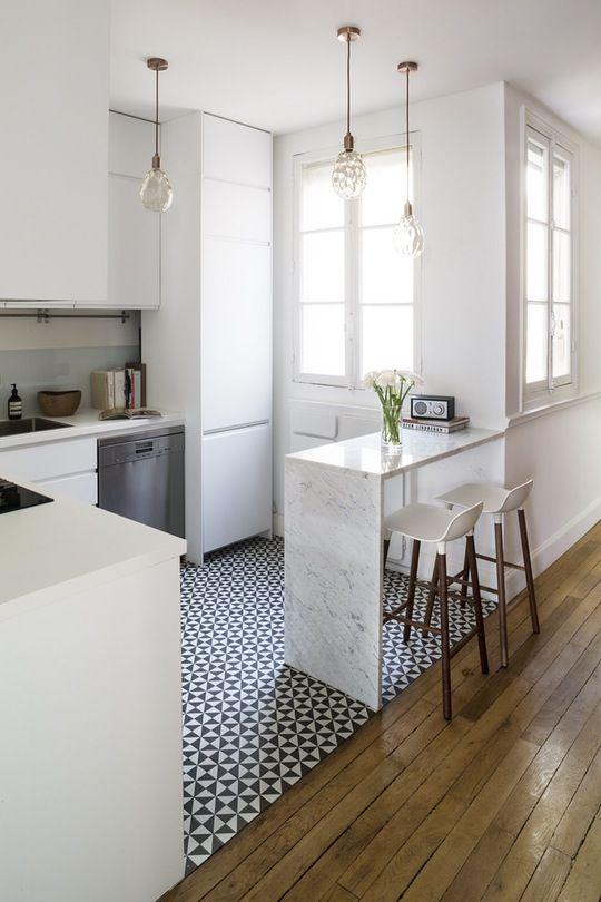 Best 25+ Small apartment kitchen ideas on Pinterest | Small ...