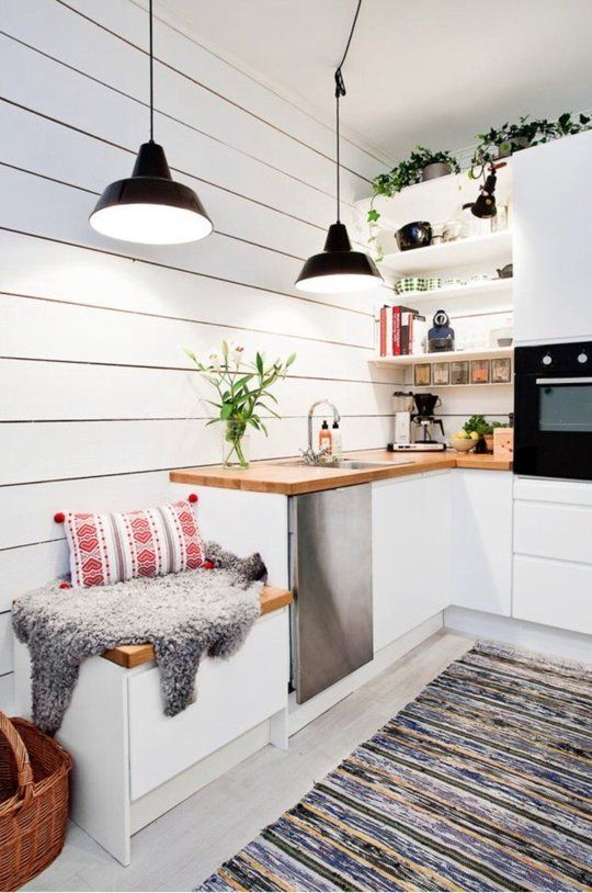 best kitchen designs small spaces