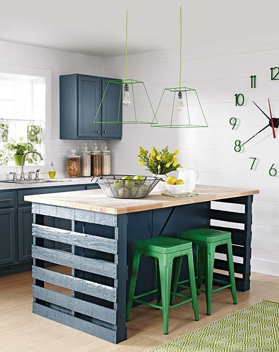 Superieur Small Country Kitchen