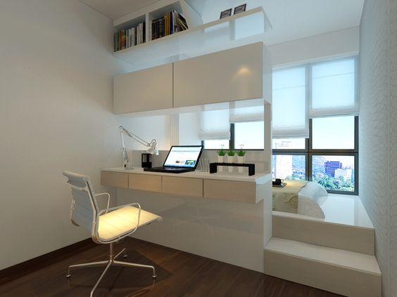 40 brilliant study area ideas and designs renoguide for Kids study area ideas