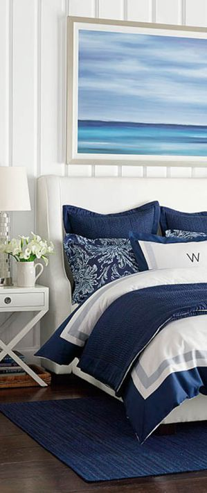 coastal themed bedroom